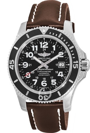 Breitling Superocean II 44  Men's Watch A17392D7/BD68-437X
