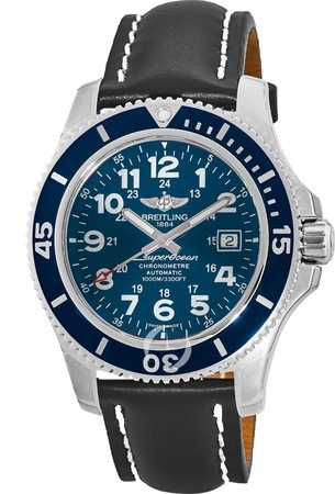 Breitling Superocean II 44  Men's Watch A17392D8/C910-436X