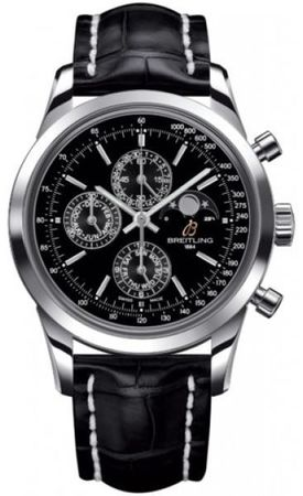 Breitling Transocean Chronograph 1461  Men's Watch A1931012/BB68-744P