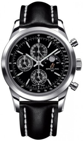 Breitling Transocean Chronograph 1461  Men's Watch A1931012/BB68-LST