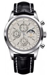Breitling Transocean Chronograph 1461  Men's Watch A1931012/G750-744P