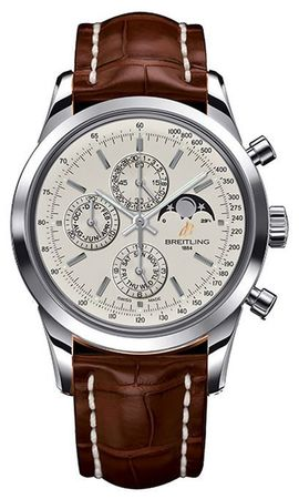 Breitling Transocean Chronograph 1461  Men's Watch A1931012/G750-BRCROCD