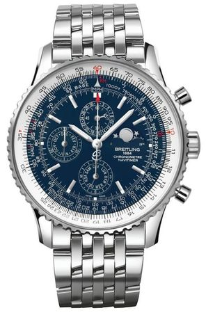Breitling Navitimer 1461 Aurora Blue Limited to 1,000 Pieces Men's Watch A1937012/C883-443A