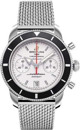 Breitling Superocean Heritage Chronograph 44 Men's Watch A2337024/G753-154A