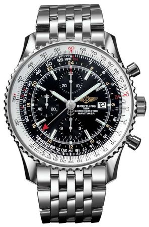 Breitling Navitimer World  Men's Watch A2432212/B726-SS