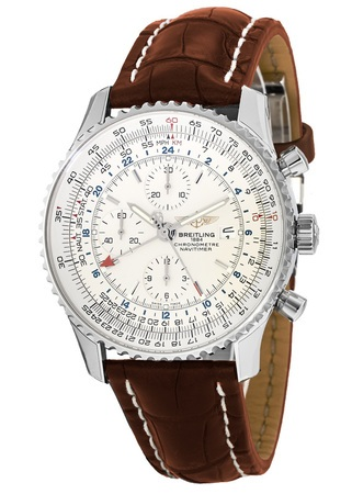 Breitling Navitimer World  Men's Watch A2432212/G571-754P