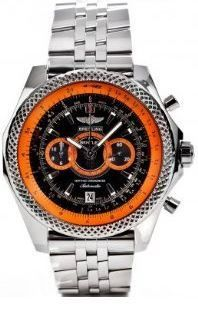 Breitling Bentley Supersports  Men's Watch A26364A5/BB65-990A