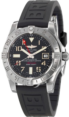 Breitling Avenger II GMT  Men's Watch A3239011/BC34-152S
