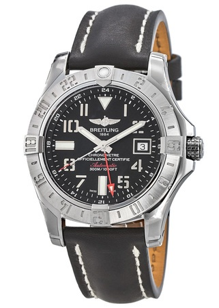 Breitling Avenger II GMT  Men's Watch A3239011/BC34-435X