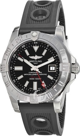 Breitling Avenger II GMT  Men's Watch A3239011/BC35-200S