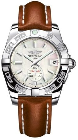 Breitling Galactic 36 Automatic  Unisex Watch A3733012/A716-412X