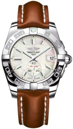 Breitling Galactic 36 Automatic  Unisex Watch A3733012/A716-LSD