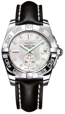 Breitling Galactic 36 Automatic  Unisex Watch A3733012/A717-414X