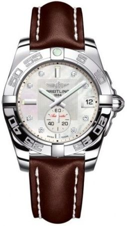 Breitling Galactic 36 Automatic  Unisex Watch A3733012/A717-416X