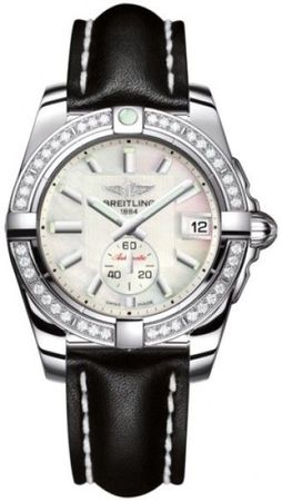Breitling Galactic 36 Automatic  Unisex Watch A3733053/A716-LSD