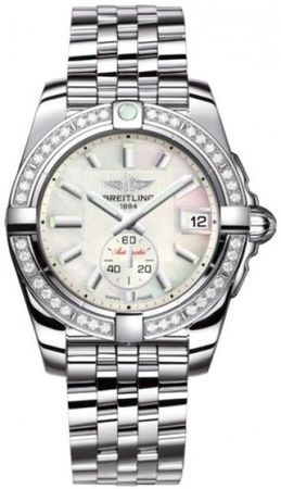 Breitling Galactic 36 Automatic  Unisex Watch A3733053/A716-SS