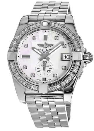 Breitling Galactic 36 Automatic  Unisex Watch A3733053/A717-376A