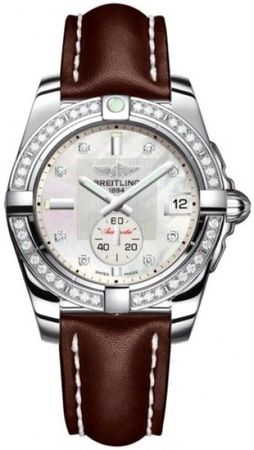 Breitling Galactic 36 Automatic  Unisex Watch A3733053/A717-LSD