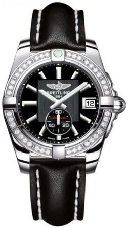 Breitling Galactic 36 Automatic  Unisex Watch A3733053/BA33-LSD