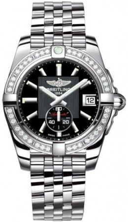 Breitling Galactic 36 Automatic  Unisex Watch A3733053/BA33-SS