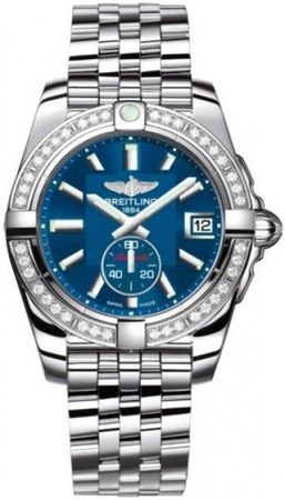 Breitling Galactic 36 Automatic  Unisex Watch A3733053/C824-376A