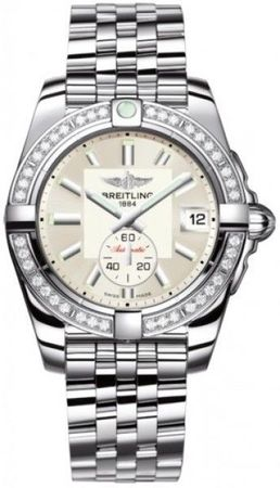 Breitling Galactic 36 Automatic  Unisex Watch A3733053/G706-376A