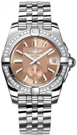 Breitling Galactic 36 Automatic  Unisex Watch A3733053/Q582-SS