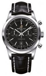 Breitling Transocean Chronograph 38  Men's Watch A4131012/BC06-729P