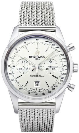 Breitling Transocean Chronograph  Men's Watch A4131012/G757-171A