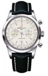 Breitling Transocean Chronograph 38  Men's Watch A4131012/G757-220X