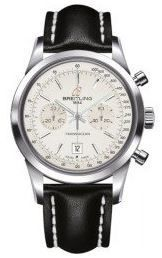 Breitling Transocean Chronograph 38  Men's Watch A4131012/G757-428X