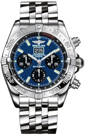 Breitling Chronomat Blackbird  Men's Watch A4435912/C818-374A