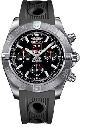 Breitling Chronomat Blackbird  Men's Watch A4436010/BB71-200S