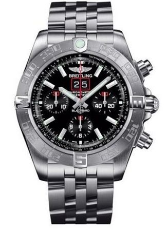 Breitling Chronomat Blackbird  Men's Watch A4436010/BB71-379a