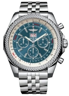 Breitling Bentley 6.75  Men's Watch A4436412/C786-SS