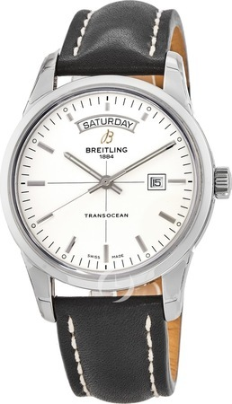 Breitling Transocean Day Date Automatic Men's Watch A4531012/G751-436X