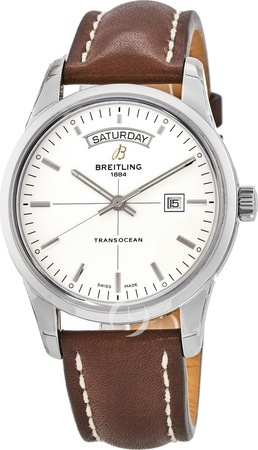 Breitling Transocean Day Date Automatic Men's Watch A4531012/G751-437X