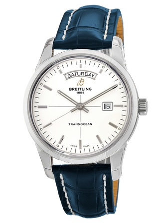 Breitling Transocean Day Date Automatic Men's Watch A4531012/G751-732P