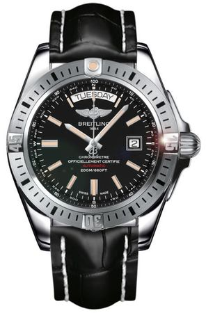 Breitling Galactic 44  Men's Watch A45320B9/BD42-743P