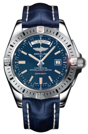 Breitling Galactic 44  Men's Watch A45320B9/C902-731P