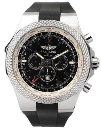 Breitling Bentley GMT  Men's Watch A4736212/B919-210S