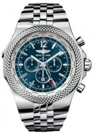 Breitling Bentley GMT  Men's Watch A4736212/C768-998A