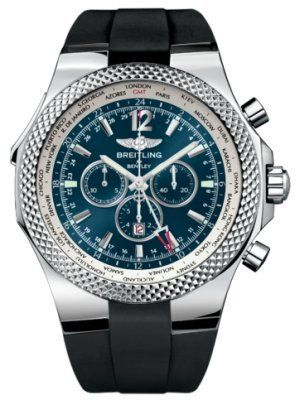 Breitling Bentley GMT  Men's Watch A4736212/C768-DPT