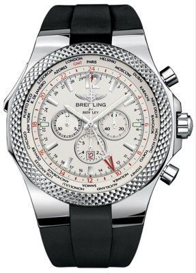 Breitling Bentley GMT  Men's Watch A4736212/G657-DPT