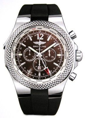 Breitling Bentley GMT  Men's Watch A4736212/Q554-DPT