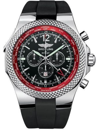 Breitling Bentley GMT 2012 Limited Edition (only 250 made) Men's Watch A47362X8/B919-210S