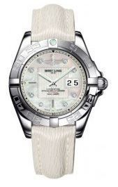 Breitling Galactic 41  Men's Watch A49350L2/A702-237X