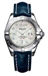 Breitling Galactic 41  Men's Watch A49350L2/A702-719P