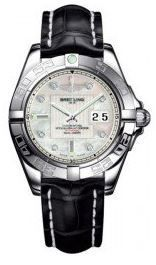 Breitling Galactic 41  Men's Watch A49350L2/A702-729P