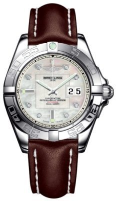 Breitling Galactic 41  Men's Watch A49350L2/A702-LST